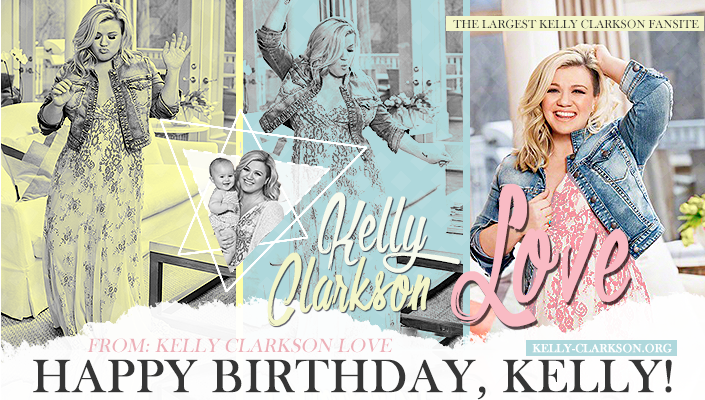 Happy Birthday, Kelly!